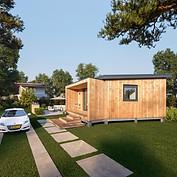 Hexagonal house