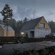 Cottage in Horni Maxov