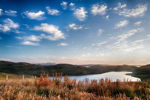 Loch a'bhaile Doune Carloway 3