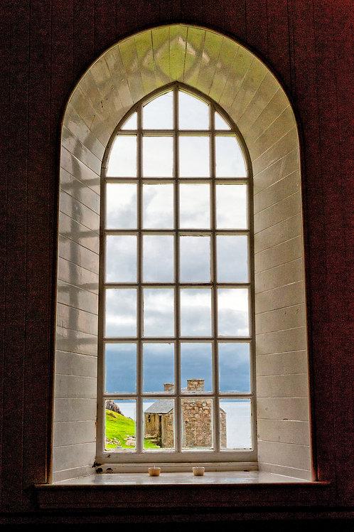 St. Kilda Church Window