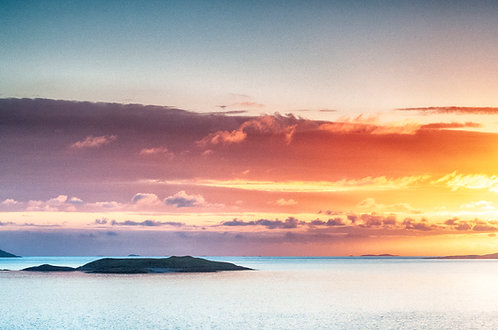 West Harris Sunset 2