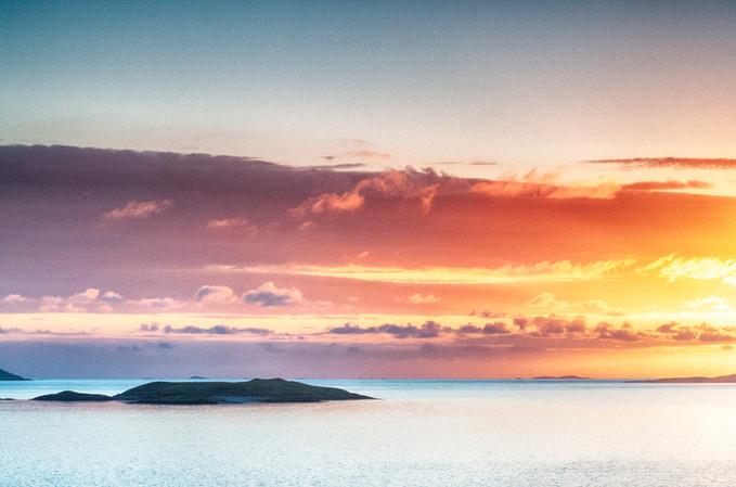 West Harris Sunset 2