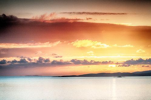 West Harris Sunset 1