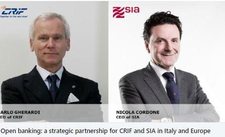 CRIF ve SIA İtalya'dan Stratejik Ortaklık!