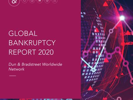 2020 D&B Küresel İflas Raporu Açıklandı!