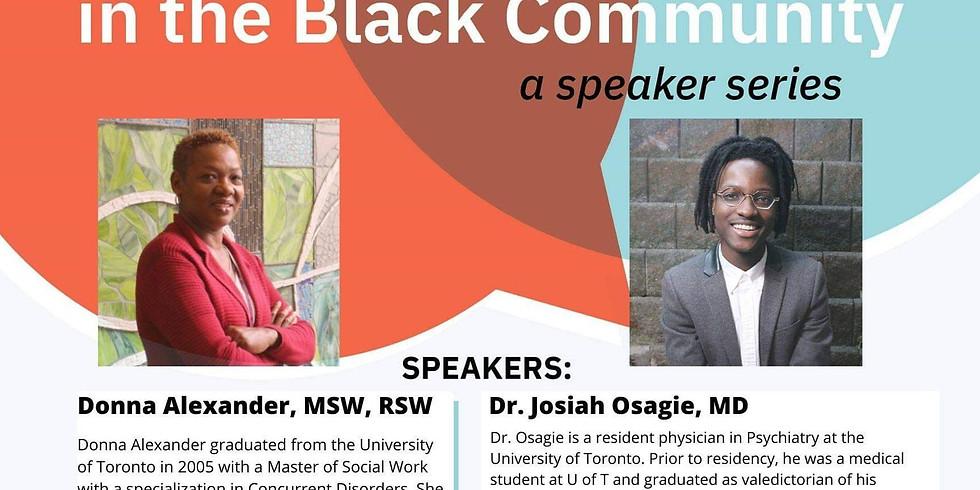 Mental Health in the Black Community