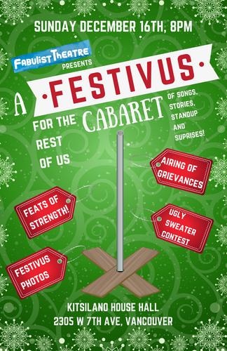 A Festivus Cabaret