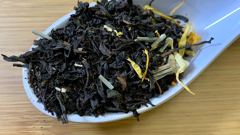 Lemon Ginger Black