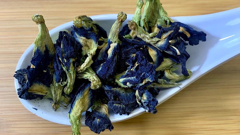 Butterfly Blue Pea Flower Whole