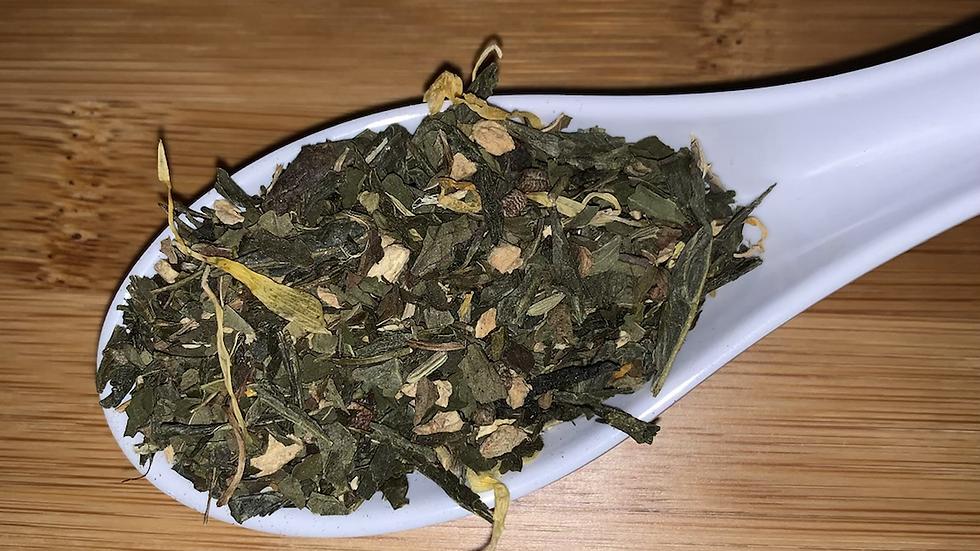 Speedy Recovery Green Tea
