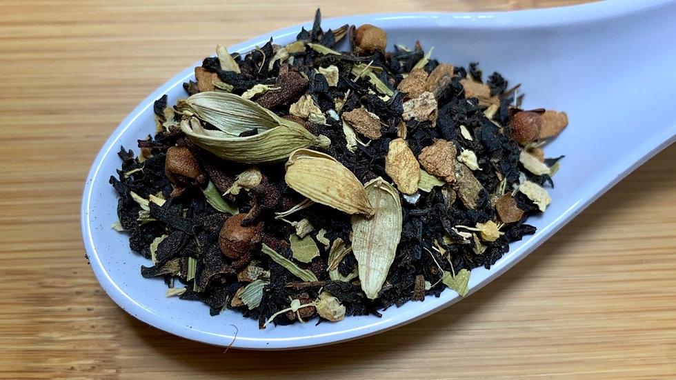 Organic Cha Cha Chai Black