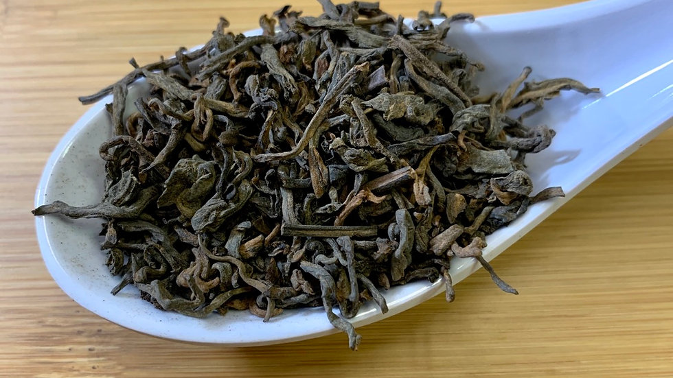 Golden Tip Pu-erh