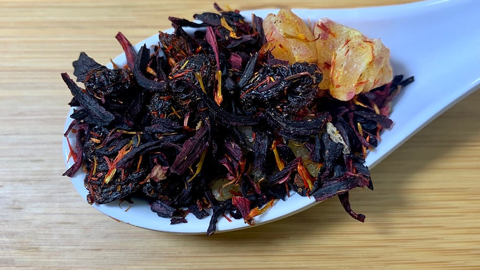 Hibiscus/ Mango/Grape/Pineapple Herbal
