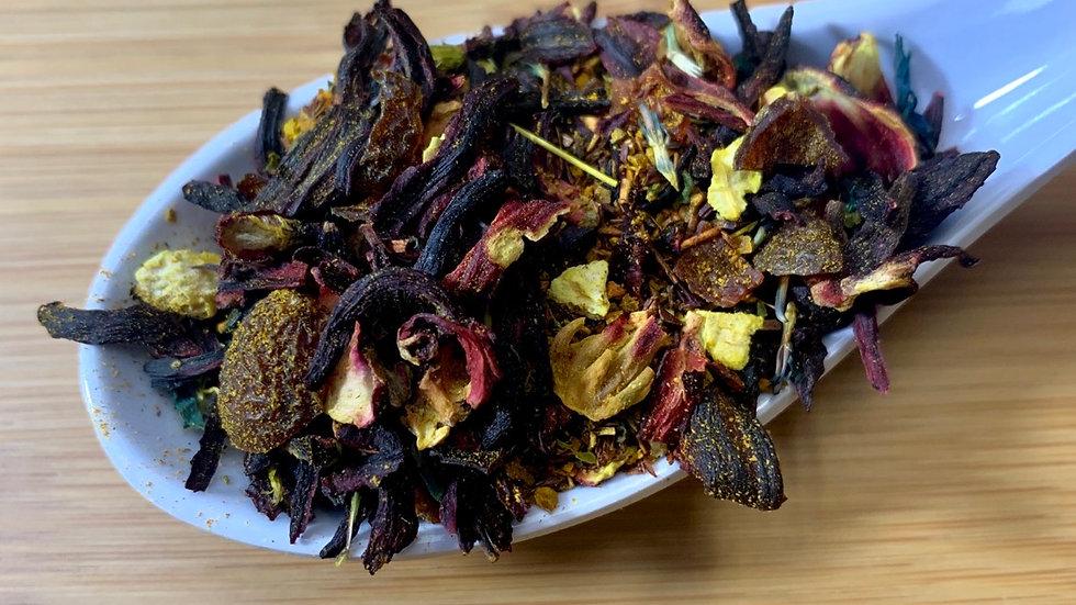 Organic Turmeric Zest Herbal