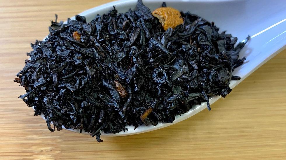 Cinnamon Orange Black