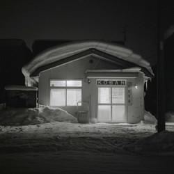 22 冬夜燈光