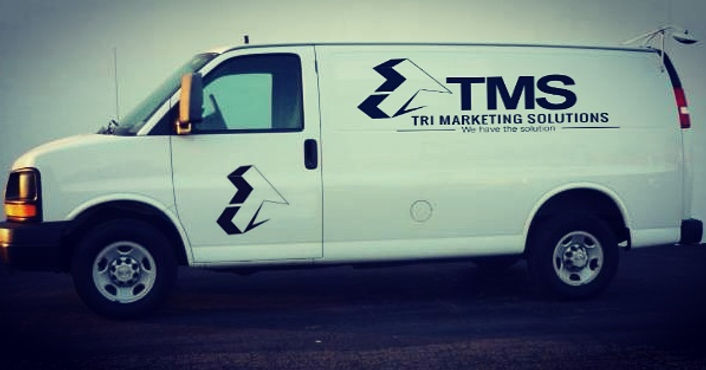 Tri Marketing Solutions - Car Wrapping, flyer distribution