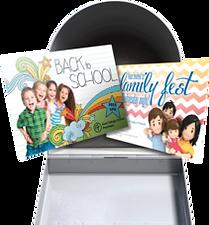 direct mailing, flyer distribution