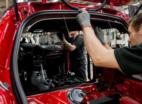 BMW MINI Plant Oxford: O Melhor Exemplo de Uma Fábrica Inteligente