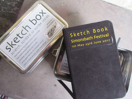 Exmoor and The Great Sketchbox Initiative.