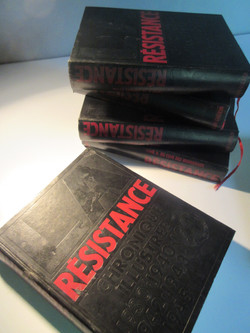 Resistance books 3