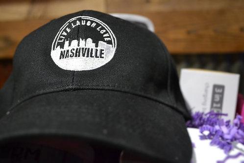 Live Laugh Love Nashville Hat