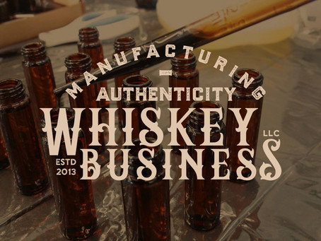 Savoring a little Whiskey Business