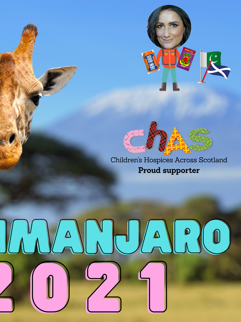 Kilimanjaro for CHAS