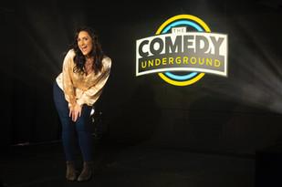 The Comedy Underground BBC