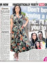 Columnist launch, The Scottish Sun