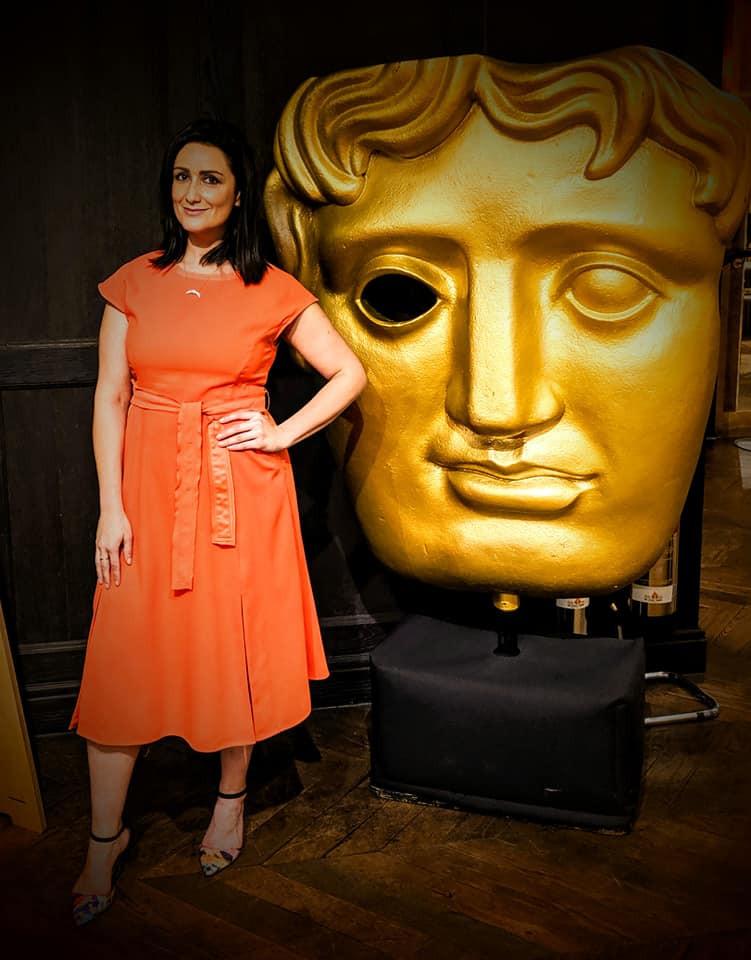 Host - Netflix Premiere at BAFTA
