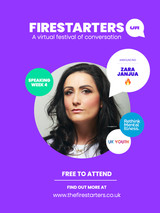 Speaker, Firestarters Festival - How to