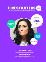 Speaker, Firestarters Festival - How to