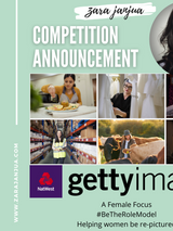 Getty & NatWest Competition Judge