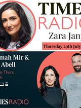 The Times Radio Debut 2021
