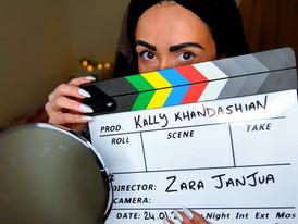 Kally Khandashian BBC