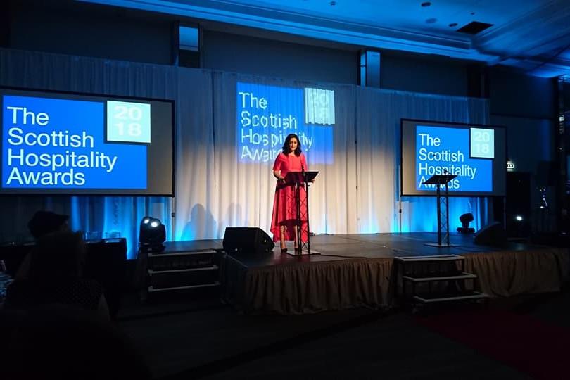 Host, The Scottish Hospitality Awards