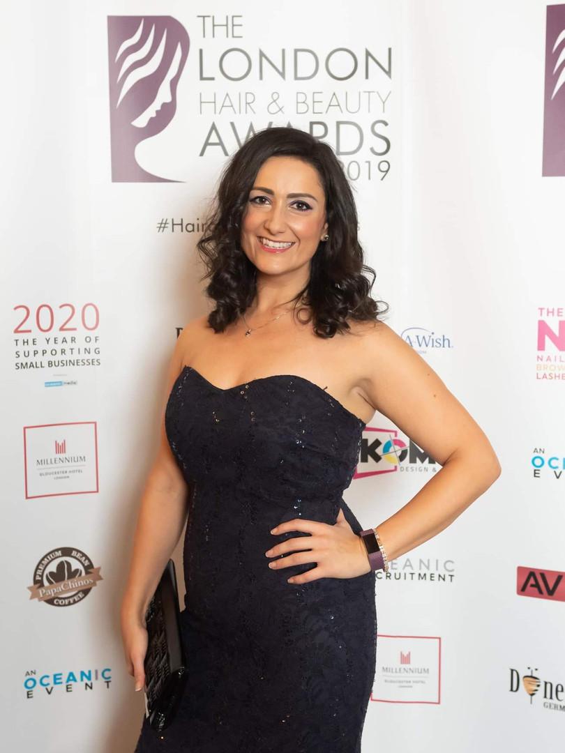 Host, Beauty Awards