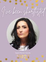 Shortlisted, Digital Women For Good Award 021