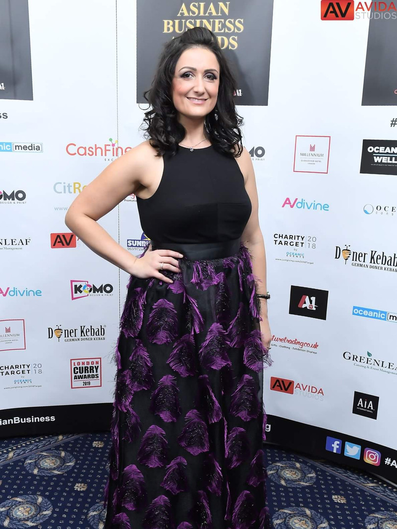 Host, The London Asian Business Awards