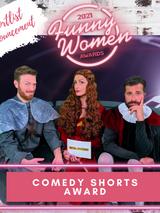 Funny Women Comedy Short Award 2021