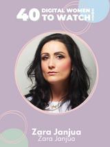 Top 40 Digital Women of The Year Award