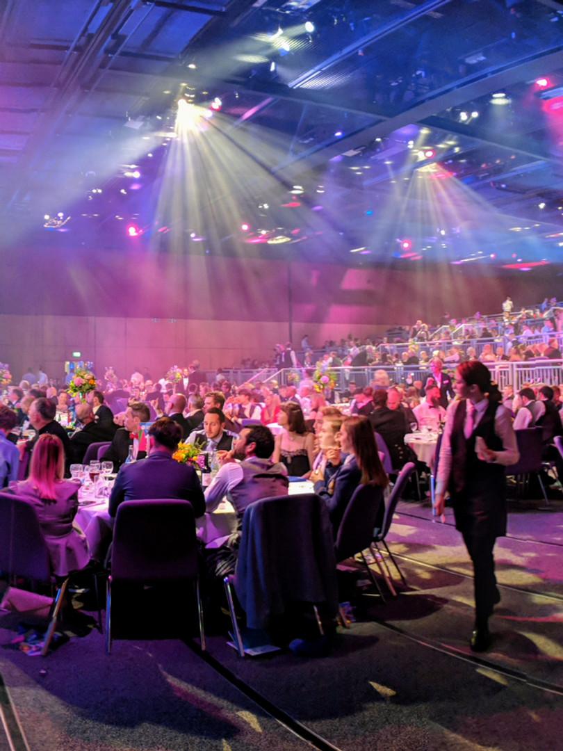 Red Carpet Host, Team Scotland Awards