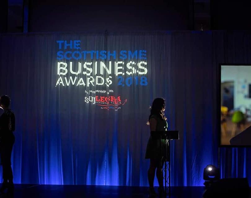 Host, The Scottish Business Awards