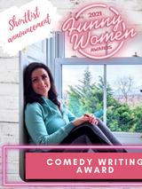 Funny Women Comedy Writing Award 2021