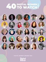 Top 40 Digital Women To Watch