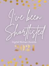 Shortlisted, Digital Freelancer of The Year Award 2021