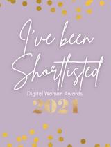 Shortlisted, Digital Freelancer of The Year Award 2021