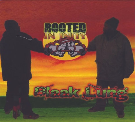 Blaak Lung - Rooted In Inity