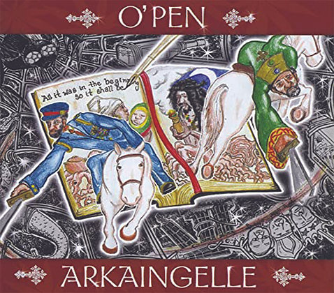 Arkaingelle - O'pen CD